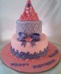 2-Tier Princess Cupcakes