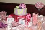 Ladybug Sweets Table