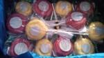 Caramel Coin Cake Pops