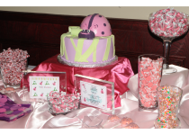 Ladybug Sweets Table