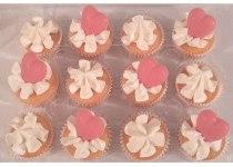 Mini Orange Cupcakes