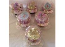 Princess Tiana Cupcakes