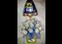 Terris Vanilla Cake Pops