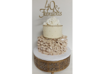 40 and Fab Cake